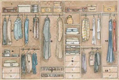Armarios euroarmario armarios empotrados a medida - Como vestir un armario ...